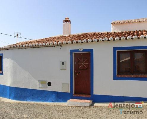 Casa tradicional do Alentejo..