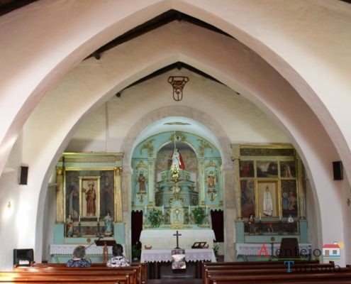 Altar de igreja