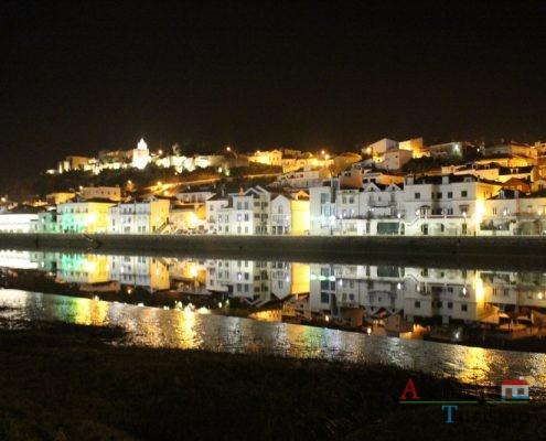 Luzes, sapais e cidade