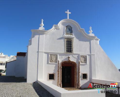 Frente de igreja
