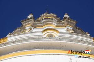 Exterior de igreja
