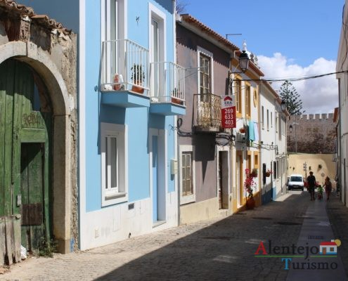 Rua antiga