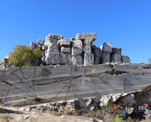 tanque de rocha