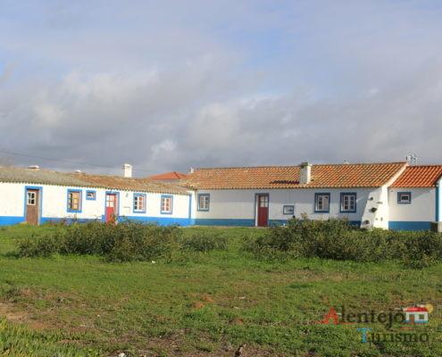 Casa tradicional de Porto Covo