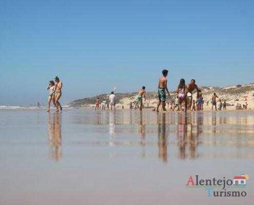 Rota dos pescadores - Praia do Malhão