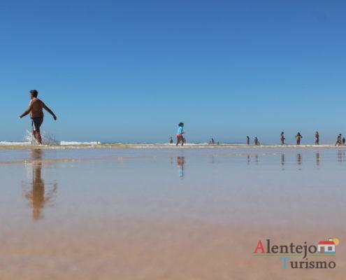 Praia do Malhão - Parque Natural do Sudoeste Alentejano e Costa Vicentina