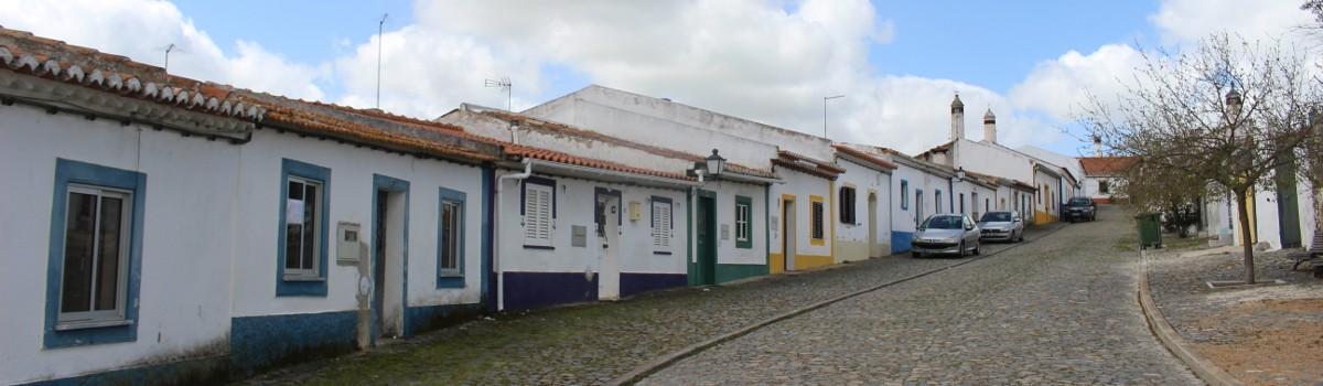Casas alentejana