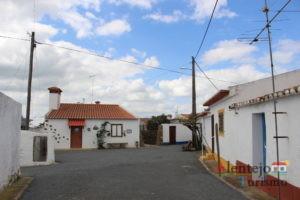 Casas típicas do Alentejo