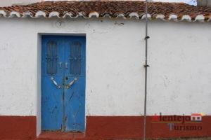 Casa típica das Piçarras