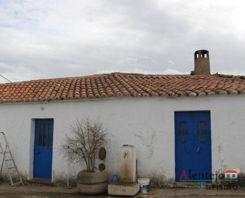 Casa típica- Piçarras - Concelho de Castro Verde