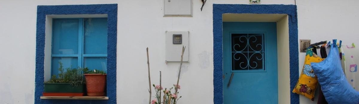 Porta e janela alentejanas