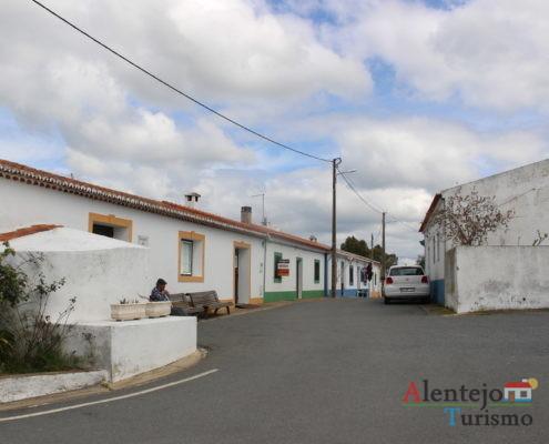 Centro comunitário - Piçarras - Castro Verde