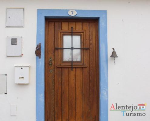Porta típica do Alentejo