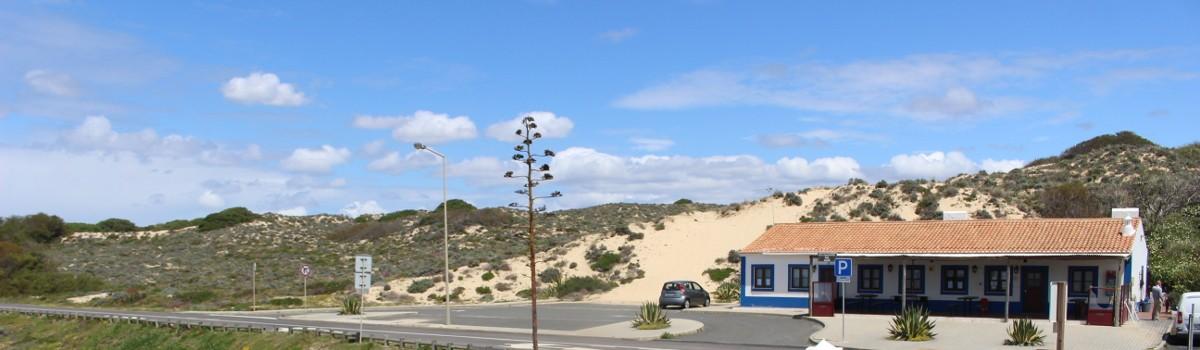 Casa nas dunas