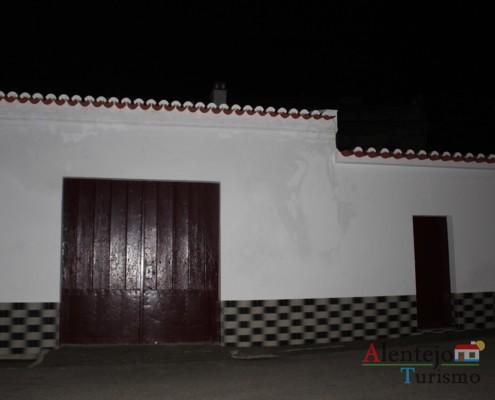 Fotografia noturna - Vila de Frades