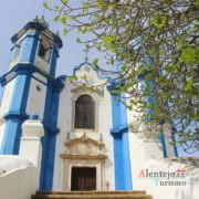 Ermida de Nossa Senhora de Assunção - Messejana - Concelho de Aljustrel: ermida de traça arquitetónica brasileira