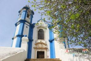 Ermida de traça arquitetónica brasileira