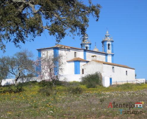 Ermida de Nossa Senhora de Assunção - Messejana - Concelho de Aljustrel