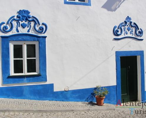 Messejana: casa tradicional do alentejo