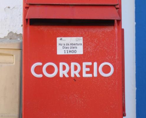 Caixa do correio - CTT