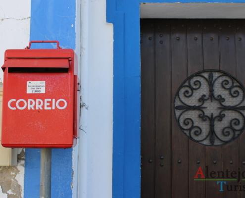 Caixa do correio CTT