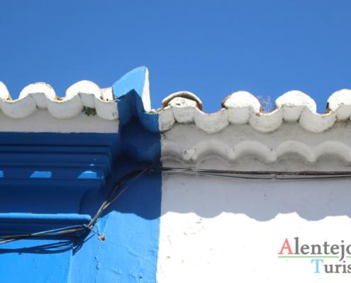 Beiral do Telhado - junção de telhados