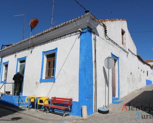 Casa tradicional do alentejo