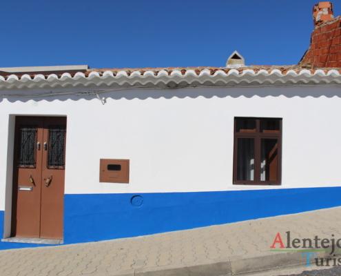 Casa tradicional alentejana
