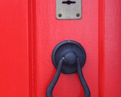 Ferragens de porta