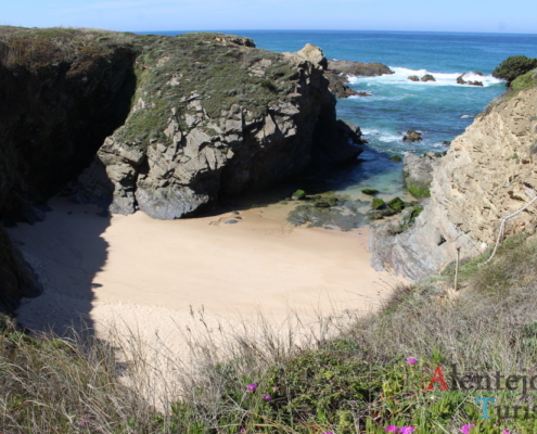 Praia do Poro Covinho - Parque Natural do Sudoeste Alentejano e Costa Vicentina