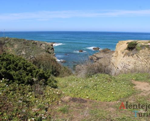 Oceano Atlântico - Praia do Poro Covinho