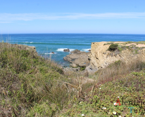 Praia do Porto Covinho - Parque Natural do Sudoeste Alentejano e Costa Vicentina