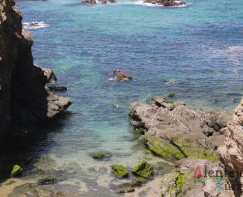 Alentejo Litoral - praia do Porto Covinho