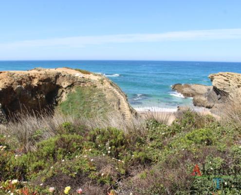 Praia do Salto - Praia Naturista - Alentejo Litoral