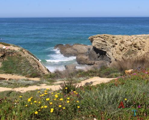 Praia do Salto - Praia Naturista - Parque Natural do Sudoeste Alentejano e Costa Vicentina