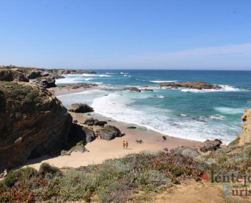 Praia do Salto - Praia Naturista - Litoral alentejano
