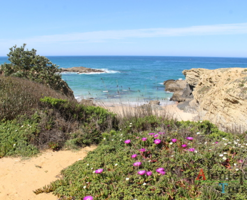 Praia do Salto - Praia Naturista - Alentejo Litoral - Parque Natural do Sudoeste Alentejano e Costa Vicentina
