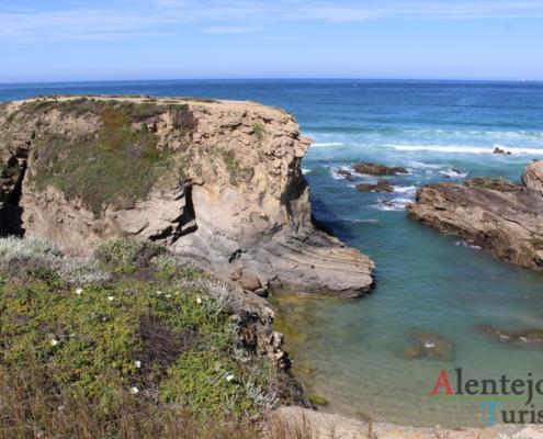 Rota M1109 : praia entre as falésias