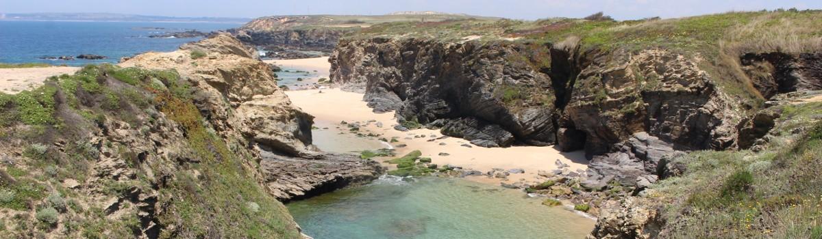 Praia da Samoqueira - Porto-Covo - Concelho de Sines