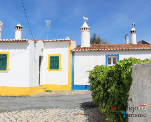 Alcarias - Capital dos cata-ventos - concelho de Ourique