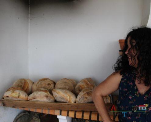 Tabuleiro de pão