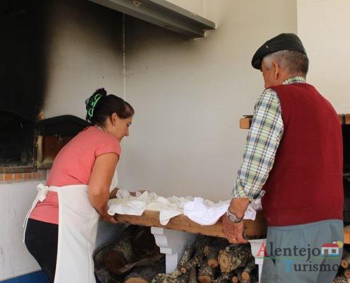 Transportar tabuleiro de pão