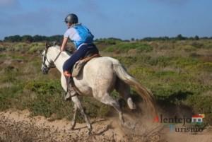 Hinke van der Werf  - Mongol Derby 2018