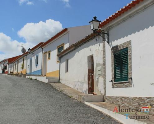 Rua típica do Alentejo - casével