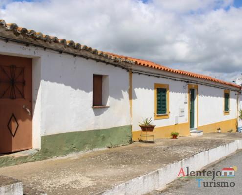 Casas típicas do Alentejo - Casével