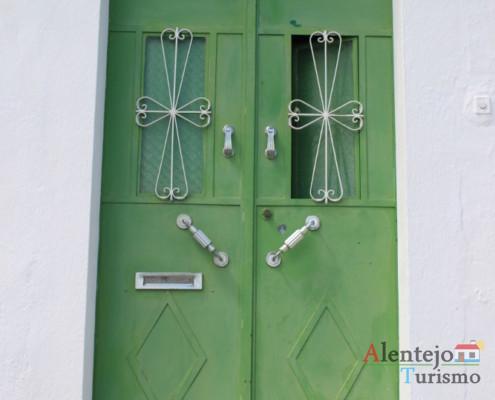 Porta verde - típica do alentejo