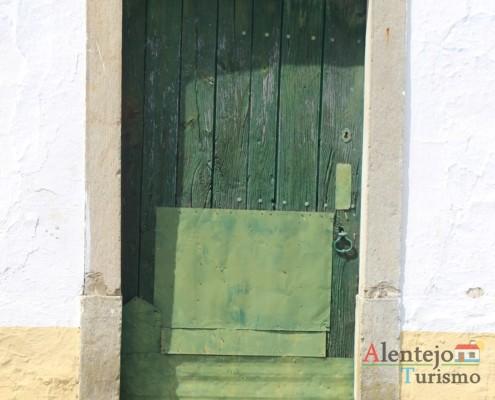 Alcarias – Capital dos cata-ventos - porta