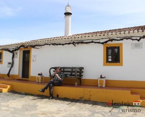 Casa tradicional - Alcarias - Capital dos cata-ventos - concelho de Ourique