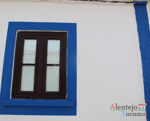 Janela tradicional – Alcarias – capital dos cata-ventos – concelho de Ourique