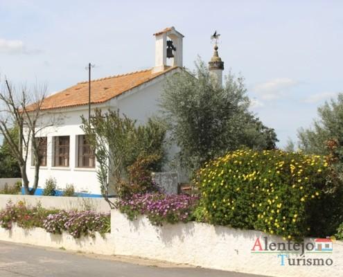 Escola primária – Alcarias – capital dos cata-ventos – concelho de Ourique